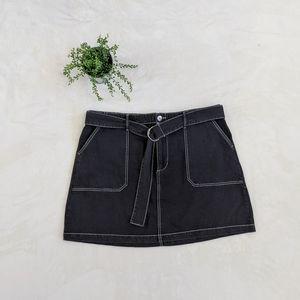 NWOT Forever 21 mini skirt size 3x